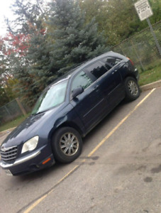 2007 Chrysler Pacifica immaculate condition