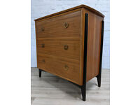 Beresford & Hicks Chest Of Drawers (DELIVERY AVAILABLE)