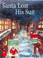 Santa Lost His Suit - Support Adult Literacy With This Book!