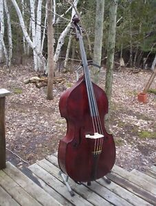 Vintage Double bass/ upright bass