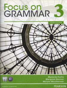 Focus on Grammar 3 (4th Edition) CD INCLUS