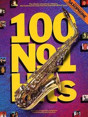 Saxophon Noten - 100 No. 1 HITS