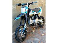 STOMP Z3R-140 Off road kid/teen/adult pit bike New