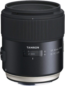 Tamron 45mm f1.8 Di VC USD canon EF mount