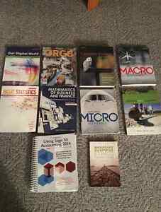 Lambton College Business Administration Books