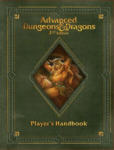 Dungeons & Dragons 2nd Edition Players Handbook