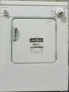 "Kenmore 24"" 110V dryer PRICE $399"