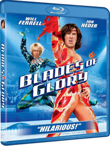 Blades of Glory Blue-ray (Durham)