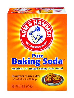 Arm & Hammer  Baking Soda  No Scent 1 lb. Cleaning Powder