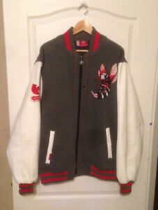 XL WU-WEAR WU TANG KILLER BEES STICHED VARSITY JACKET FOR SALE!