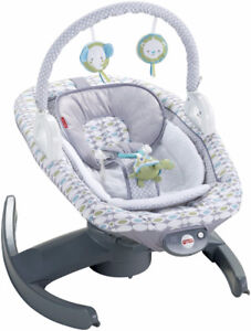 Fisher-Price 4-in-1 Glider Seat, New