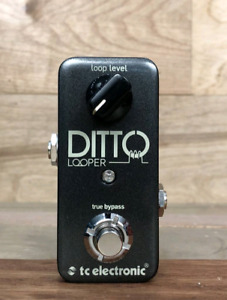 TC Electronic Ditto looper.