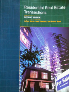 Residential Real Estate Transactions, Second Edition