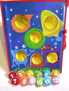 BEAN BAG SMART TOSS by LEARNING RESOURCES
