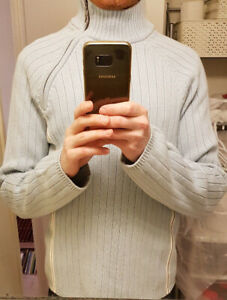 RW & CO Zara Men Guess CK Jacket Wool Sweater Mens Jeans