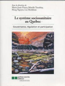 Le système sociosanitaire au Québec