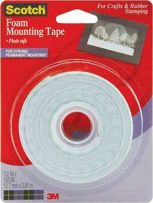 Scotch Foam Mounting Tape .5