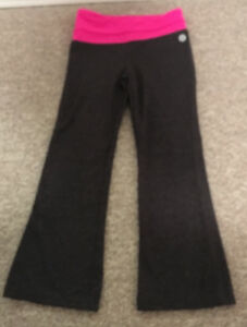 Toddler Yoga Type Pant Dark Grey sz 5