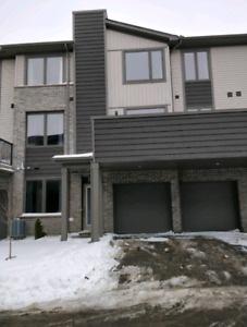 *********Double Car Garage Townhouse Available for Lease********