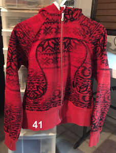 #41 Women's Special Edition Lululemon Hoodie - Size 10 - $25.00