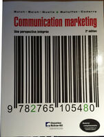 Communication marketing 2e edition