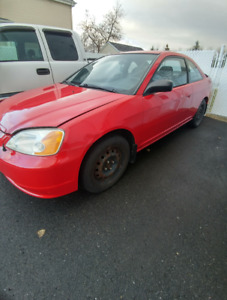 HONDA CIVIC  2002 MANUEL