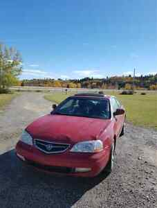 ***REDUCED --- FULLY LOADED 2001 Acura CL Type S***