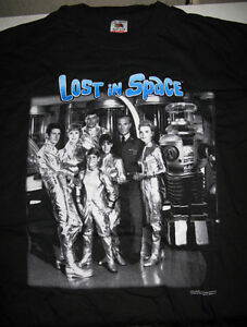 Lost in Space Television Series T-Shirts