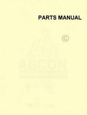 John Deere 4484 4684 488 5184 5186 Cotton Corn Planter Parts Manual Catalog 1036