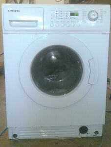 Samsung High Eff. Apartment Washer.  Delivery available