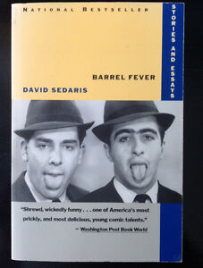 Barrel Fever - Stories & Essays by David Sedaris