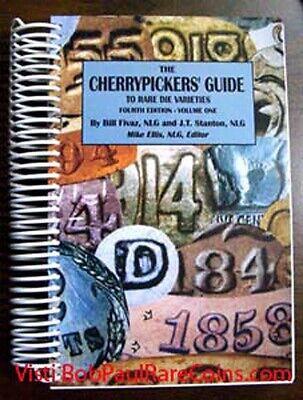 CHERRY PICKER'S GUIDE TO RARE DIE VARIETIES BOOK 4TH ED VOL.1