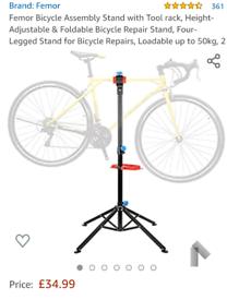 Bike stand brand new
