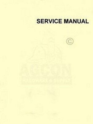 International 46 Baler Pickup Auger Dri Service Manual