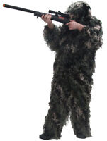 SASQUATCH - BIGFOOT -  VERY SCARY GHILLIE MONSTER SUITS !!
