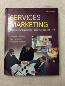 Services Marketing - Integrating Customer Focus Across the Firm