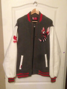 WU-WEAR WU-TANG LIFE KILLER BEE VARSITY JACKET FOR SALE!
