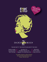 2nd Annual Edmonton Natural Hair Show - April 8 & 9, 2017