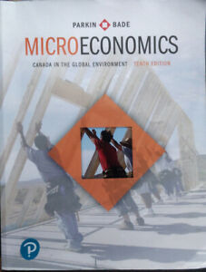 Microeconomics: Canada in the Global Environment - 10th Edition