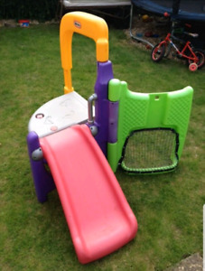Little Tikes Climber Slide