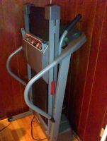 Tapis roulant robuste 325$ - Sturdy treadmill $325