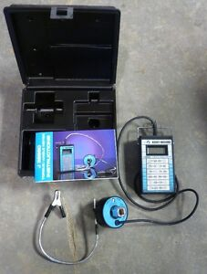 Electronic Torque Angle Meter