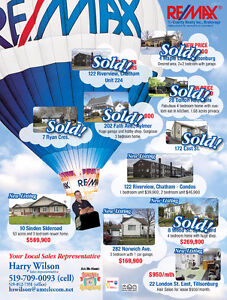 Buying a house in Aylmer Ont, or St Thomas