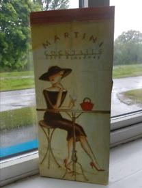 Martini Canvas