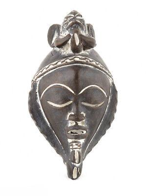 Mask African Passport Terra Cotta Tribale 53