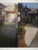 Snow removal, Landscaping, gardens, pruning, fall clean up
