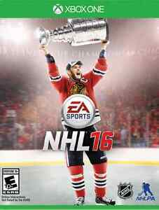 NHL 16 for Xbox One West Island Greater Montréal image 1