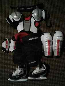Hockey Equipment for Youth-Ages 5-6