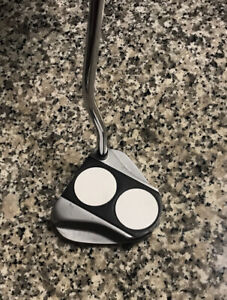 Odyssey 2 ball White Hot RX left Handed