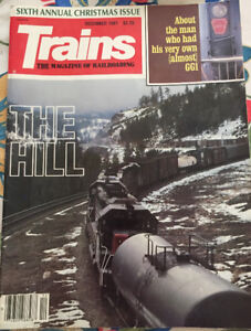 Trains: The Magazine of Railroading